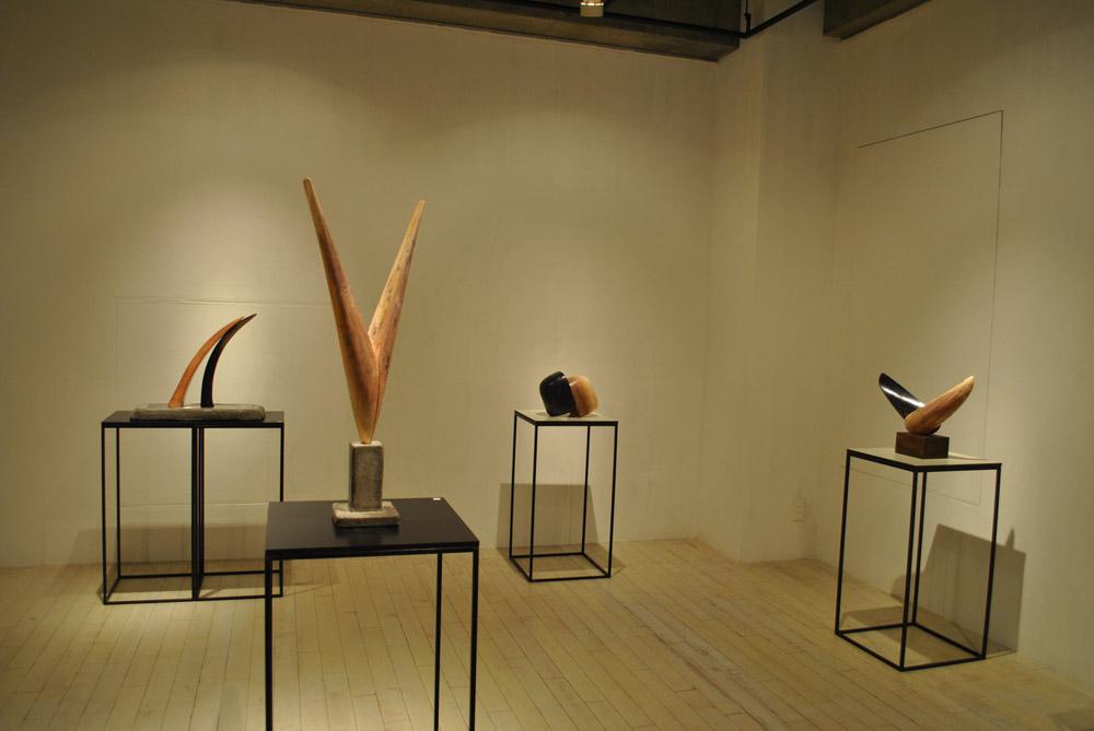 寄神宗美展 TWINs 2012年9月18日〜30日 ギャラリーマロニエ