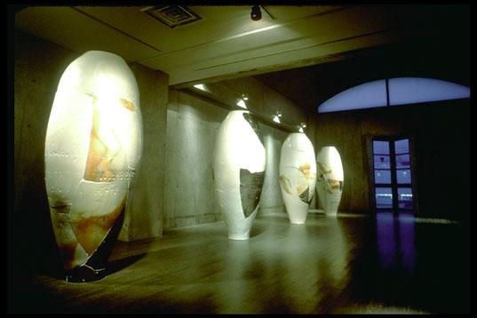 壷のカタチ 1993 Gallery マロニエ